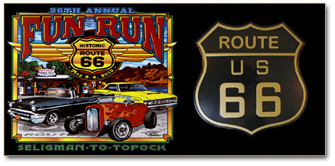 Route 66 Fun Run